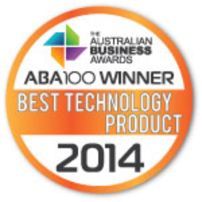 Pronto Software snares Best Technology Product at The Australian Business Awards 2014